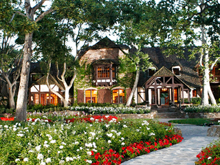 PHOTOS: Michael Jackson's Neverland Ranch on the Market for $100 Million