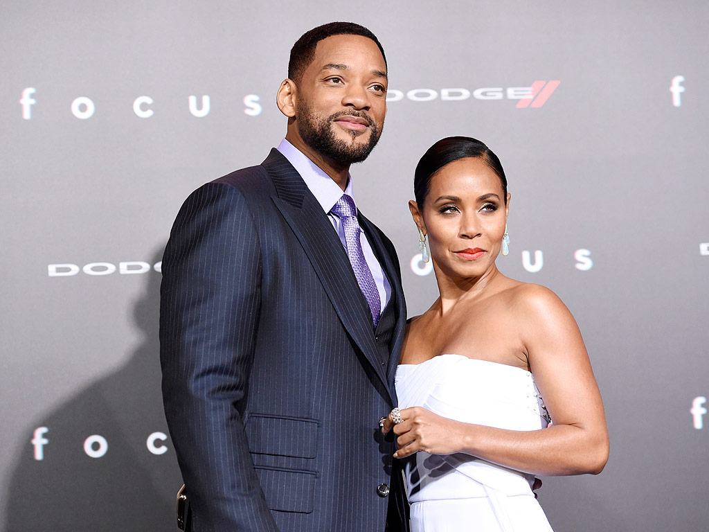 Jada Pinkett Smith on Her Marriage: I Trust That Will Is a Man of Integrity