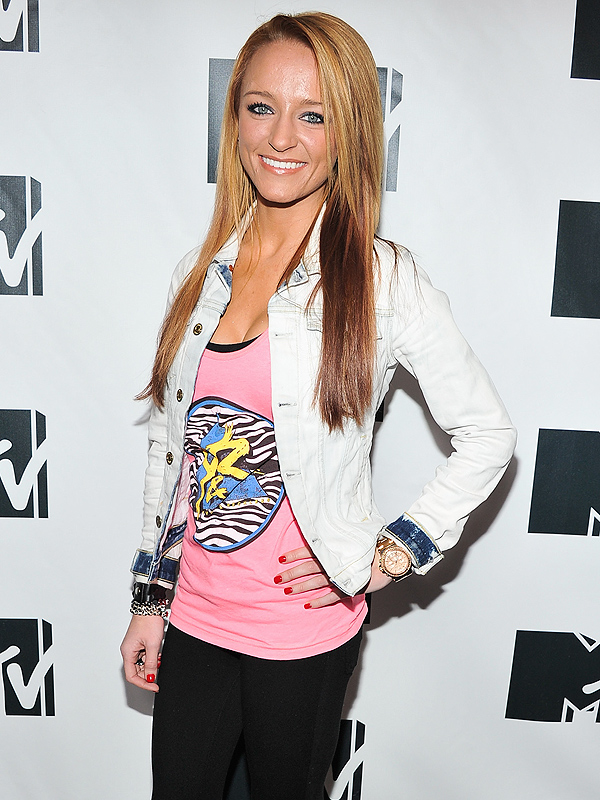 Teen Mom OG Maci Bookout Reveals Name for Third Child Due in May