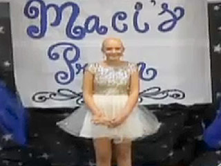 Friends and Family Rally Together to Throw Teen Battling Cancer Her Very Own Prom