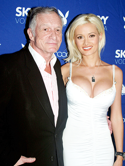 Holly Madison Talks Suicidal Thoughts at Playboy Mansion in New Memoir