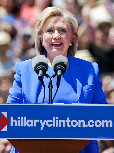 Hillary Clinton Says She Made a 'Mistake' with Reagan HIV/AIDS Comments