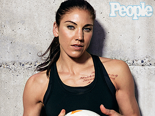 Goalkeeper Hope Solo Has Plenty Riding On The Outcome Of This Sunday's World Cup Finals