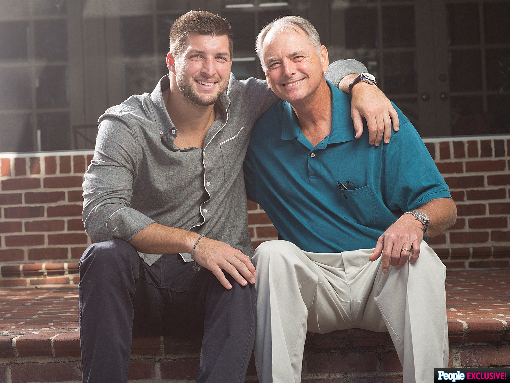 Tim Tebow's Father's Day Essay for His Dad