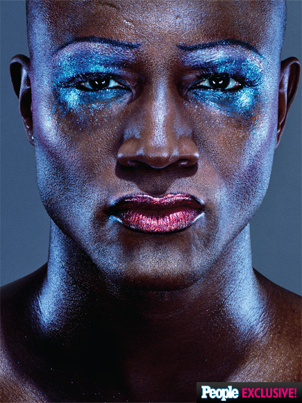 Photo: Taye Diggs on Broadway in 'Hedwig and the Angry Inch'
