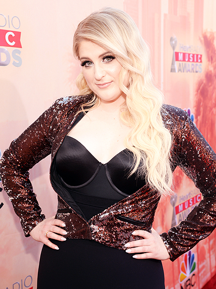 Meghan Trainor Reveals Past Body Struggles