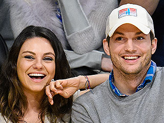 That '70s Wedding! Ashton Kutcher and Mila Kunis Are Married