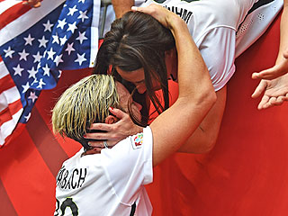 Abby Wambach Caps Off Her Historic Soccer Career With a Very Sweet World Cup Victory