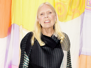 Joni Mitchell 'Has Made Remarkable Progress' After Stroke, Conservatorship Expected to Continue