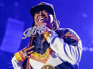 FROM ESSENCE: Missy Elliott Jumps into the Crowd at First ESSENCE Festival Show