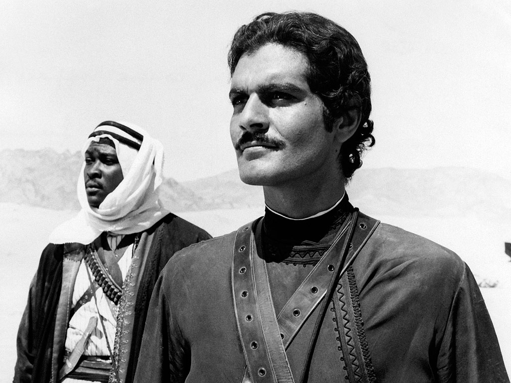 Omar Sharif, Star of Lawrence of Arabia , Dies at 83