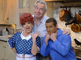 Paula Deen Tweets Out Photo of Son in 'Brownface,' Draws Fire