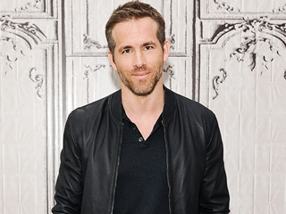 Ryan Reynolds Shows Off His Statuesque First 'Girlfriend' for #TBT