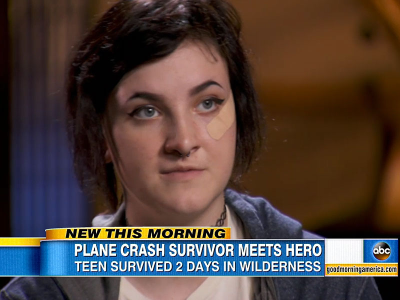 Autumn Veatch Tried to Rescue Step-Grandparents from Plane Crash