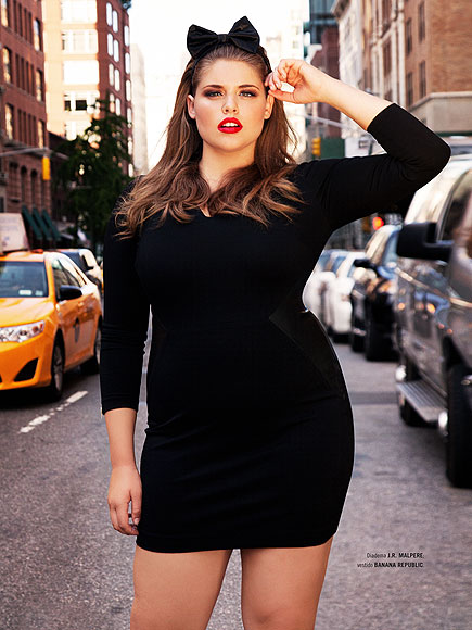 Plus Size Modeling Ideas Features Plus-size Model