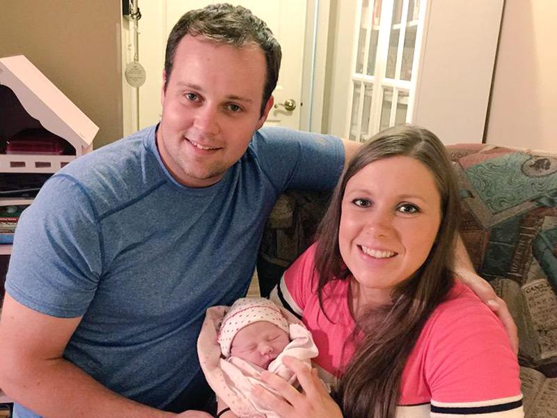 Josh Duggar Welcomes Fourth Child Meredith