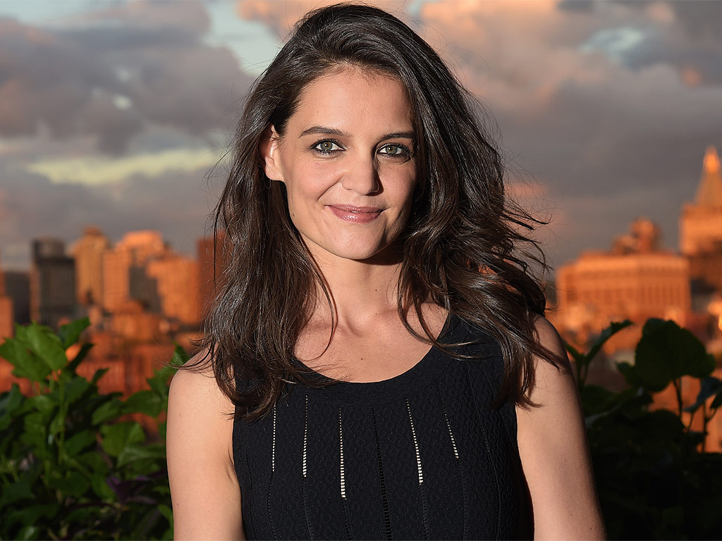 Remember Joey Potter? Katie Holmes Posts a #TBT from Her Dawson's ... Katie Holmes