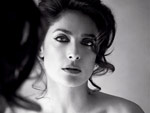 Salma Hayek Poses Tastefully Topless in Sexy Photo Spread: 'I Was Very Nervous'