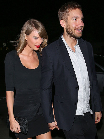 Fan Crashes Taylor Swift and Calvin Harris' Romantic Date