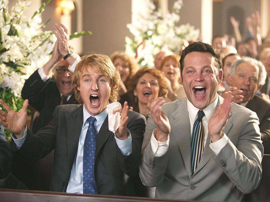 Wedding crashers vince vaughn vs dominatrix