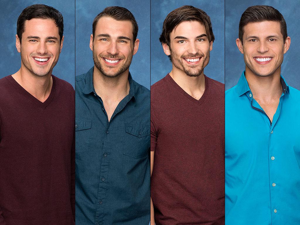 The Bachelor: Vote for Ben Higgins, Ben Zorn, Jared Haibon or Chris Strandburg