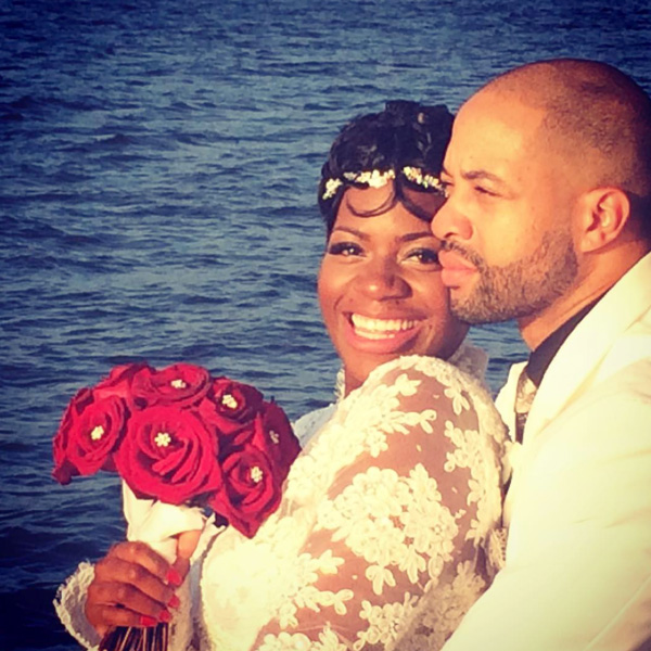 American Idol: Fantasia Barrino Marries Kendall Taylor, Posts Instagrams