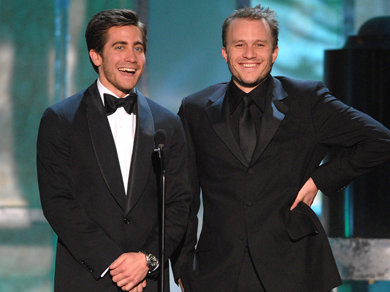 Jake Gyllenhaal Opens Up About Heath Ledger's Death