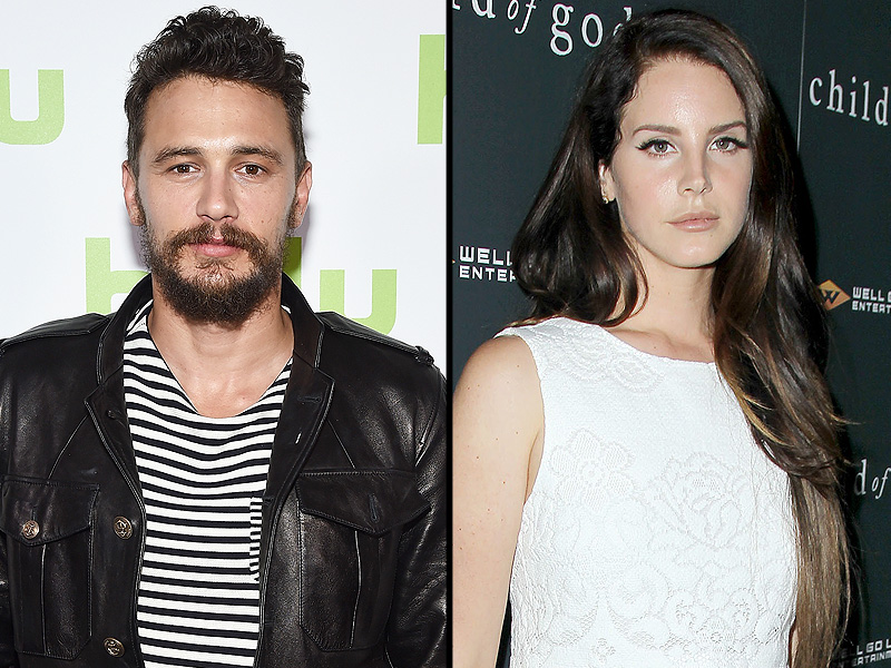 James Franco Writes Book About Lana Del Rey, Flip-Side, to Be Released in 2016