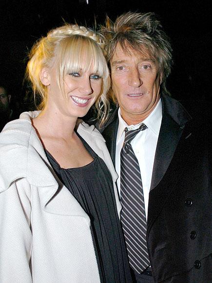 Kimberly Stewart: Dad Rod Stewart Snuck Me into a Club