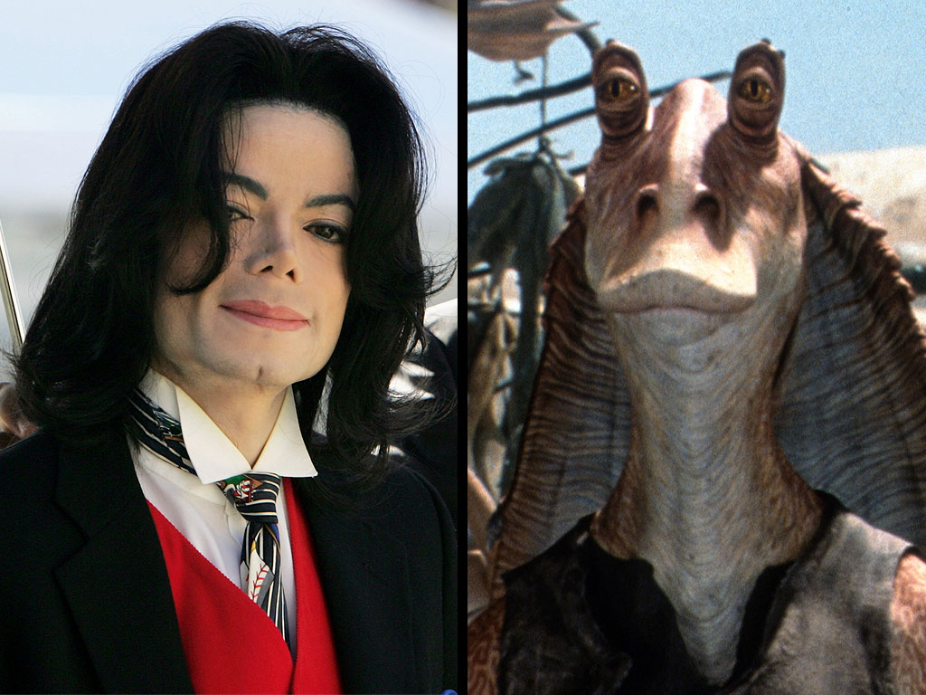 Michael Jackson Wanted to Play Jar Jar Binks in Star Wars, Actor Says