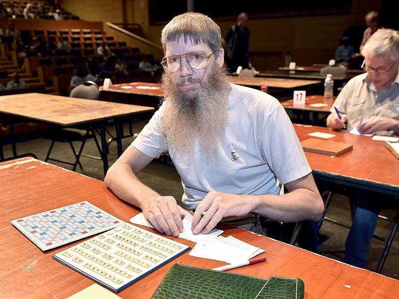 Nigel Richards Wins French Scrabble Championship