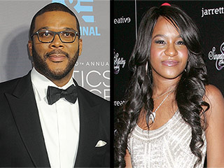 VIDEO: Tyler Perry Shares Touching Tribute He Made for Bobbi Kristina Brown's Funeral