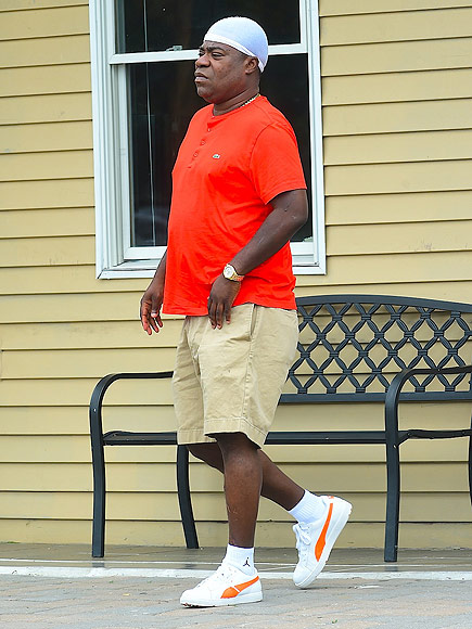 Tracy Morgan Walks Without a Cane a Year After Walmart Crash