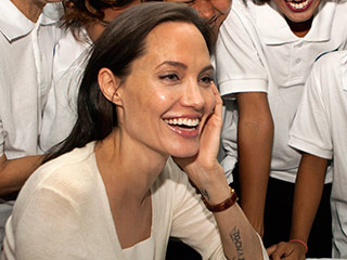 Angelina Jolie Pitt on Humanitarian Trip to Myanmar: 'The Lack of Medicine and Healthcare Is a Top Priority'