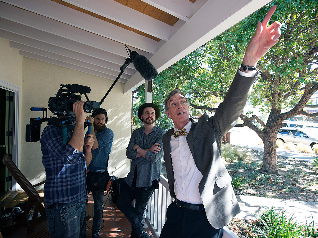 Bill Nye: Documentary Becomes Most-Funded Kickstarter Ever