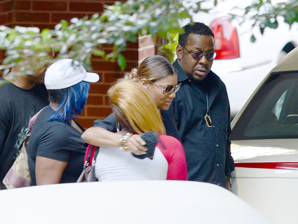 Bobbi Kristina Brown Dead: Bobby Brown, Cissy Brown Pay Respects