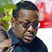 Bobby Brown and Whitney Houston's Mother Cissy Pay Respects at Bobbi Kristina Brown's Wake