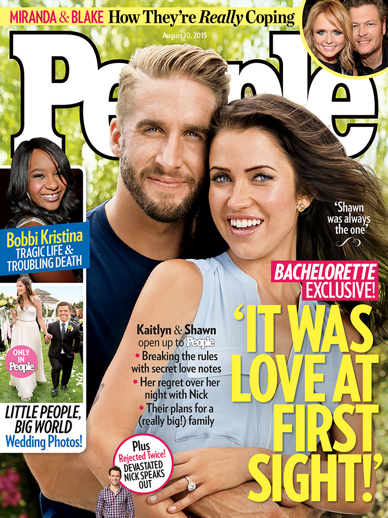 Kaitlyn Bristowe - Shawn Booth - Fan Forum - Media - SM - Discussion - *Spoilers*  Cover-768