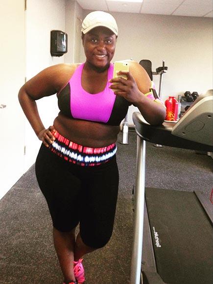 Danielle Brooks Posts Body Positive Gym Selfie