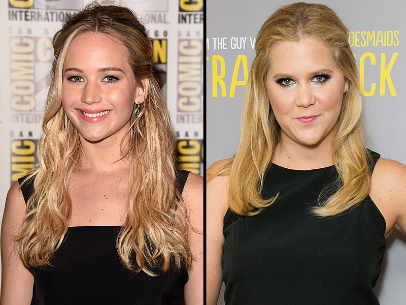 Jennifer Lawrence and Amy Schumer Have Finished Writing Their Movie