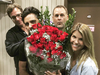 Happy Birthday Aunt Becky! Lori Loughlin Celebrates Turning 51 With the Fuller House Cast