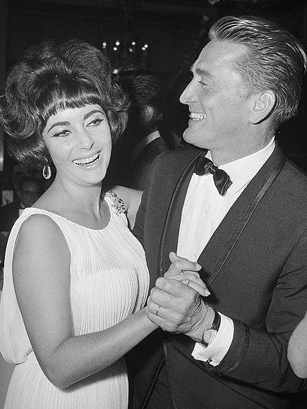 Kirk Douglas Missed Plane That Killed Elizabeth Taylor's Husband Mike Todd