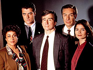 The Behind-the-Scenes Stories from Law & Order's Original Cast Will Leave You in Stitches