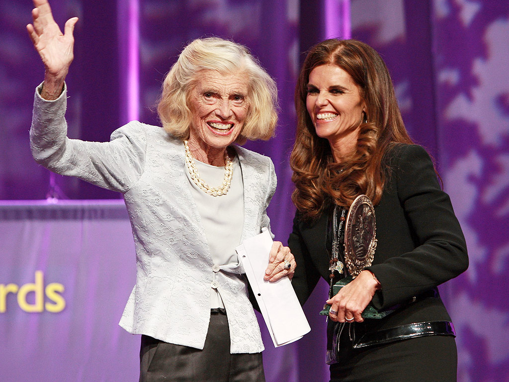 Maria Shriver on Her Mom's Special Olympics Legacy: It Started in Her Backyard