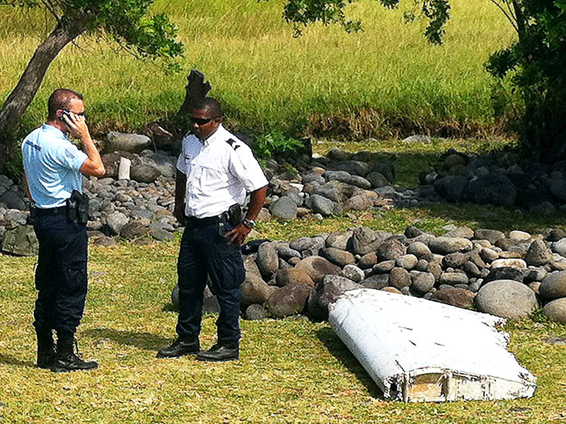 US Official Believes Debris in Indian Ocean Belongs to Missing Malaysia Airlines