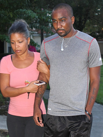 'Devastated' Nick Gordon Steps Out After Girlfriend Bobbi Kristina Brown's Death (PHOTO)