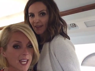Watch Tina Fey & Jane Krakowski Channel Their Inner Beyoncé in Tituss Burgess' Hilarious Instagram Vid