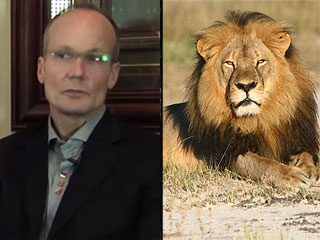 Minnesota Dentist Who Killed Cecil the Lion Has Contacted U.S. Authorities