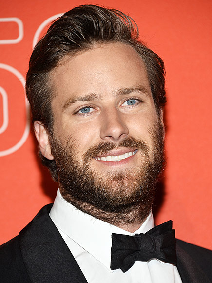 Armie Hammer Talks Man from UNCLE, How He'd Be a Terrible Spy in Real Life