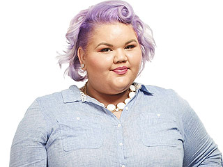 Project Runway's First Plus-Size Designer Ashley Tipton: There Isn't Enough Fashion-Forward Clothing for Us Out There